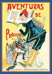 Aventuras De Pinocho - Carlo Collodi