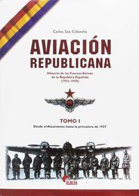 Aviacion Republicana 1 - Carlos Saiz Cidoncha