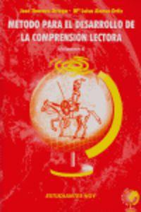 Metodo Para El Desarrollo De La Comprension Lectora, Nivel 6 - Jose  Jimenez Ortega  /  Marisa  Alonso Ortiz