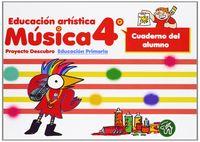 EP 4 - MUSICA CUAD (AND) - DESCUBRO
