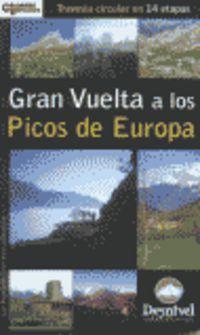 GRAN VUELTA A LOS PICOS DE EUROPA - 14 ETAPAS