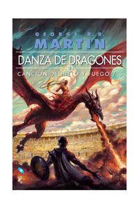 Cancion De Hielo Y Fuego 5 - Danza De Dragones (3 Vols. ) - George R. R. Martin