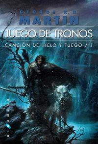 CANCION DE HIELO Y FUEGO 1 - JUEGO DE TRONOS (RUSTICA)