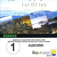 (cd-Rom) Mendiak 1 - Aizkorri -