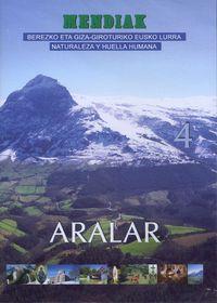 (DVD) MENDIAK 4 - ARALAR