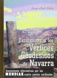 Vertices Geodesicos De Navarra - Juan Mari Feliu