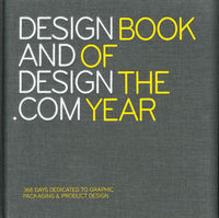 Designe And Desing. Com - Book Of The Year - Aa. Vv.