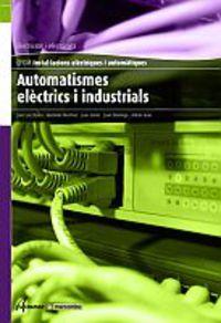GM - AUTOMATISMES ELECTRICS I INDUSTRIALS (CAT)