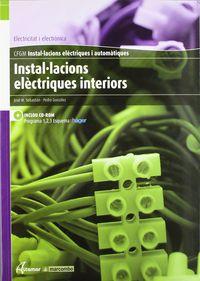 GM - INSTALACIONS ELECTRIQUES D'INTERIORS (CAT)