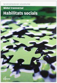 GM / GS - HABILITATS SOCIALS - MODUL TRANSVERSAL (CAT)