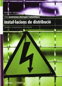 GM - INSTALACIONS DE DISTRIBUCIO (CAT)