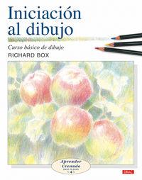 Iniciacion Al Dibujo - Curso Basico De Dibujo - Richard Box