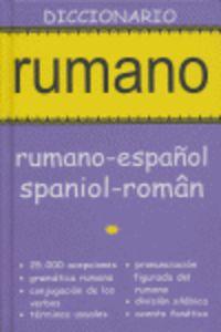 Diccionario Rumano-español / Español-rumano -