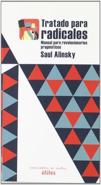 Tratado Para Radicales - Saul Alinsky