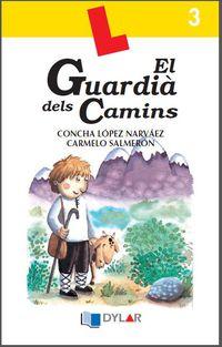 Lectura Quad - El Guardia Dels Camins - Concha Lopez Narvaez / Carmelo Salmeron