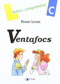 Lectura Quad C - Ventafocs - Merce Viana / Paulina Ribera