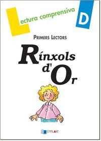 Lectura Quad D - Rinxols D'or - Merce Viana / Paulina Ribera