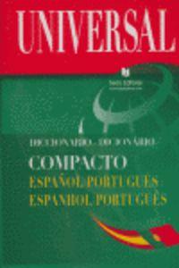 UNIVERSAL - DICC. COMPACTO ESPAÑOL / PORTUGUES