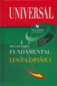 Universal - Dicc. Fundamental Español - Aa. Vv.