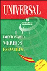 UNIVERSAL - DICC. VERBOS ESPAÑOLES