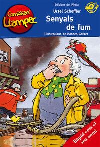 Comissari Llampec 15 - Senyals De Fum - Ursel Scheffler