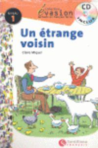 Niveau 1 - Un Etrange Voisin (+cd) - Claire Miquel