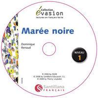 Niveau 1 - La Maree Noire (+cd) - Dominique Renaud