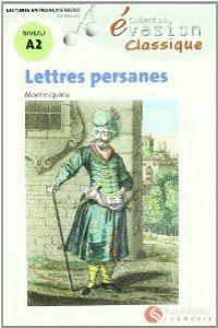 Niveau 2 - Lettres Persanes, Les (+cd) - Aa. Vv.