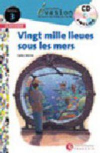 Niveau 3 - 20000 Lieues Sous Les Mers (+cd) - J. Verne