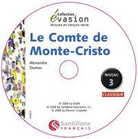 Niveau 3 - Comte Monte Cristo, Le (+cd) - Alexandre Dumas