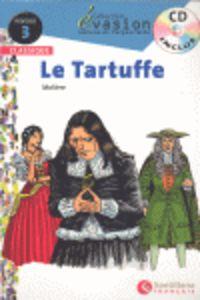 Niveau 3 - Le Tartuffe (+cd) - L. Moliere Avare