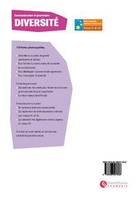 Diversite - Comunication Et Grammaire - Aa. Vv.