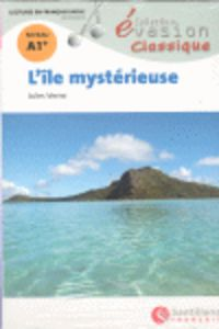 Niveau 1 - L'ile Mysterieuse (+cd) - Aa. Vv.