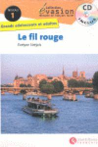 Niveau 1 - Fil Rouge, Le (+cd) - Evelyne Sirejols