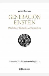 Generacion Einstein - Jeroen  Boschma  /  Inez  Groen