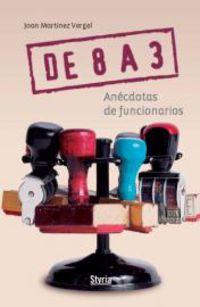 Anecdotas De Funcionarios - Joan Martinez Vergel