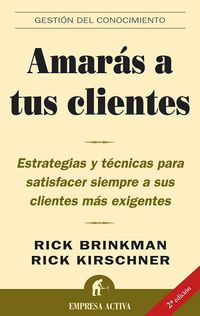 Amaras A Tus Clientes - Rick Brinkman