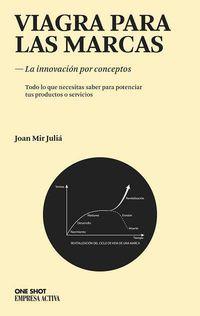 Viagra Para Las Marcas - Joan Mir Julia