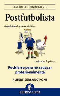 Postfutbolista - Albert Serrano Pons