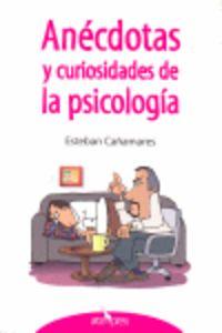 ANECDOTAS Y CURIOSIDADES DE PSICOLOGIA