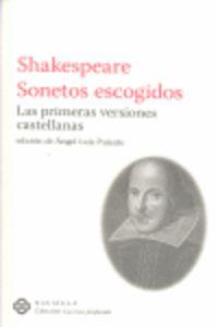 Shakespeare - Sonetos Escogidos - William Shakespeare