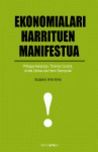 Ekonomialari Harrituen Manifestua - Philippe Askenazy