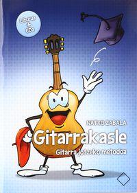 GITARRAKASLE - GITARRA JOTZEKO METODOA