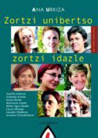 Zortzi Unibertso - A. Urkiza