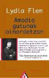 Amodio Gutunak Oinordetzan - Lydia Flem