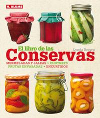 El libro de las conservas - L. Brown