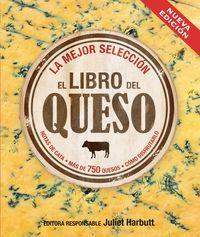 (2 ED) LIBRO DEL QUESO - LA MEJOR SELECCION