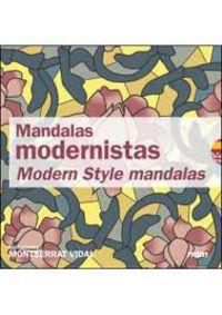 MANDALAS MODERNISTAS = MODER STYLE MANDALAS