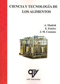 (2 TOMOS) CIENCIA Y TECNOLOGIA DE LOS ALIMENTOS