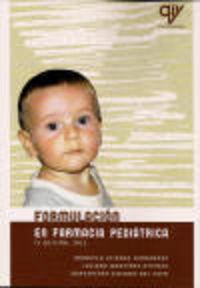 FORMULACION EN FARMACIA PEDIATRICA (4ª ED)